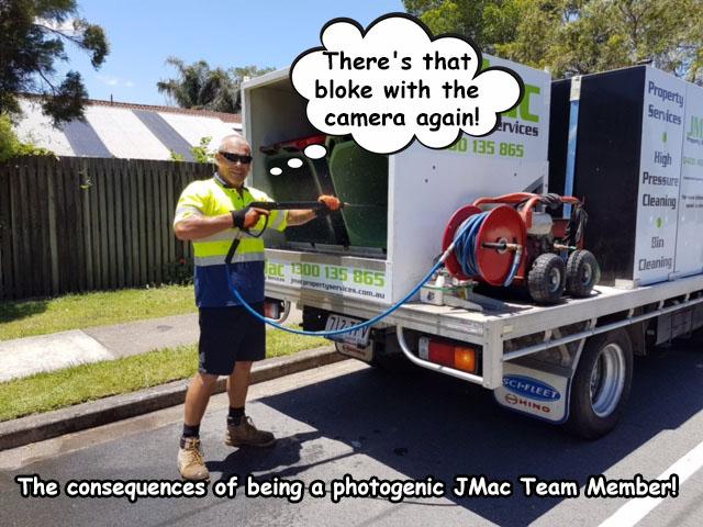 JMac Bin Cleaner