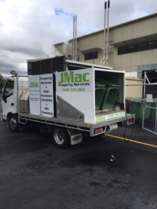 JMac Cleaning Toxfree Bins